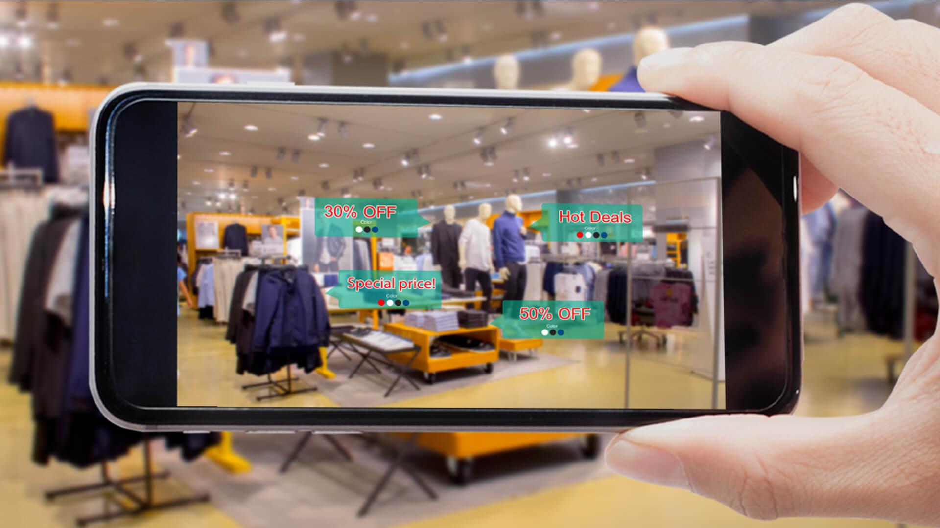 Augmented Reality - Innowacyjność w Twojej firmie