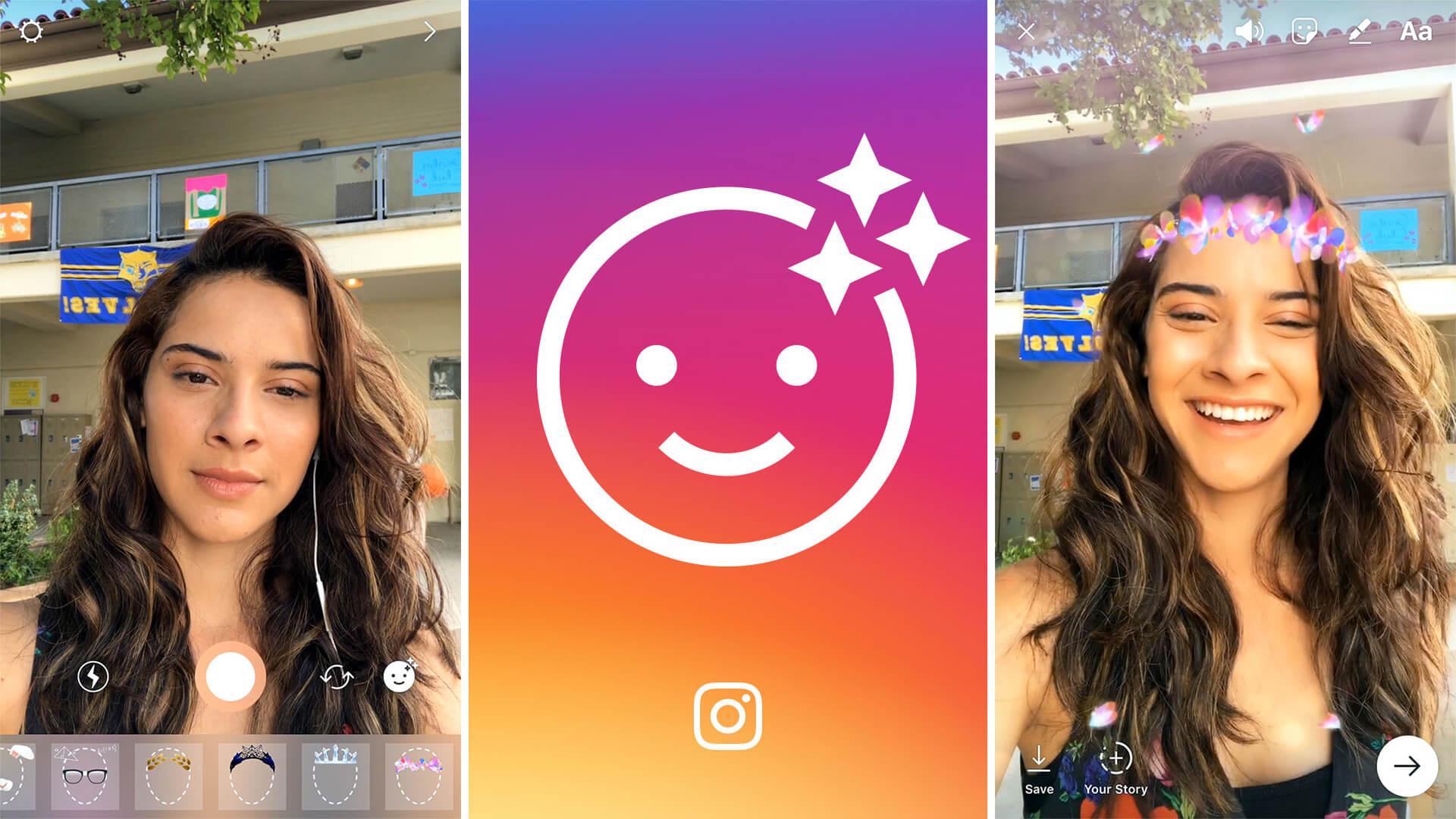 Jak zrobić filtr AR na Facebook lub Instagram lub Facebook