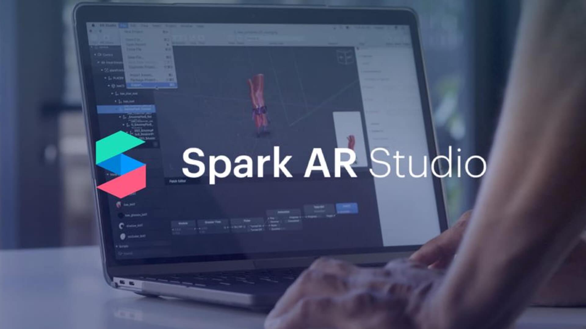 Spark AR - zacznij tworzenie filtrów