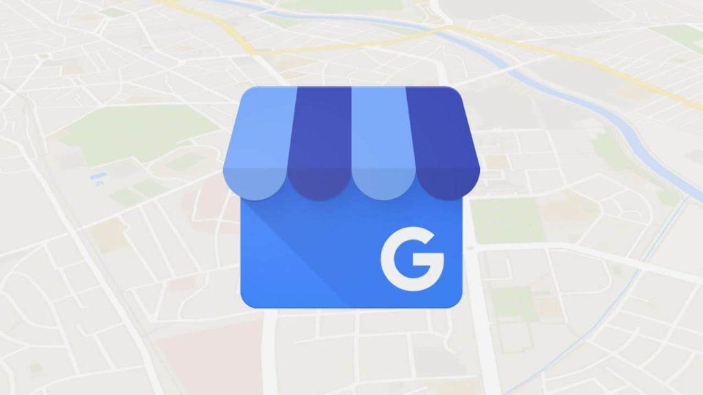 wizytówka google