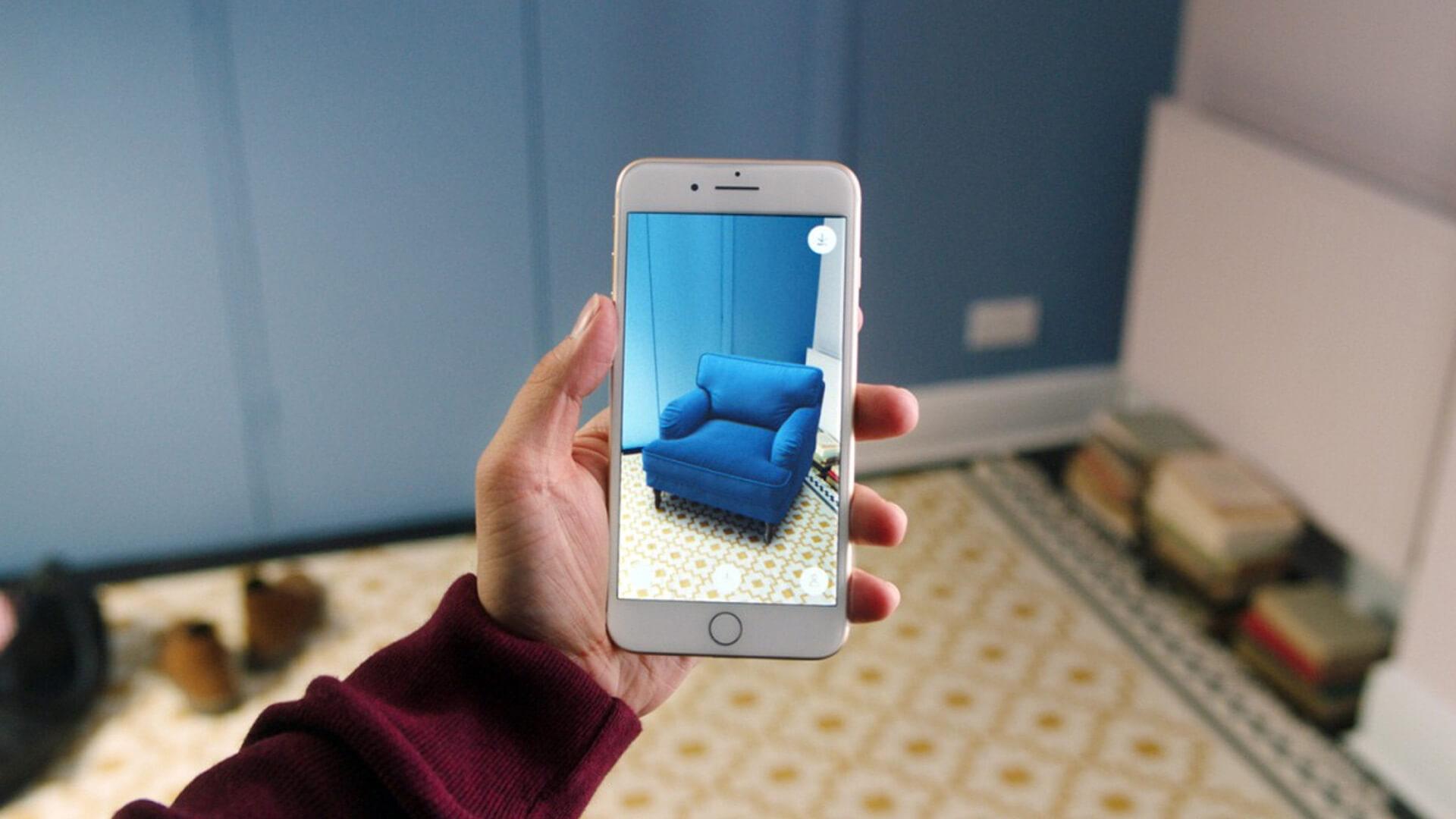 Rozszerzona rzeczywistość - szansa dla e-commerce