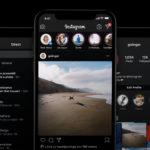 Jak włączyć czarny Instagram?