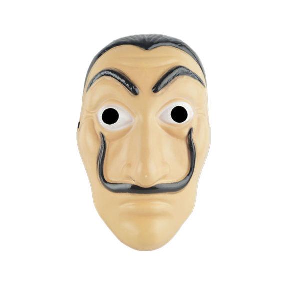 la casa de papel maska