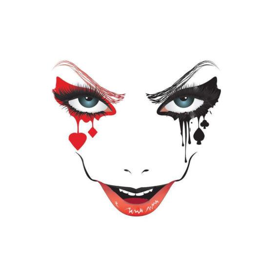 Filtr AR - Makijaż na Halloween